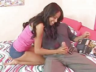 Sexy babysitter fuck - Hot and sexy teen girl fuck by big one