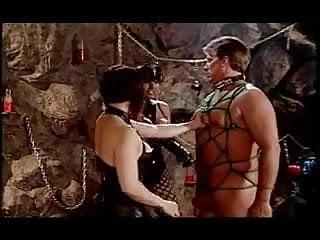 Anal ball punishment - Femdom cock and ball punishers