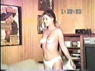 Chrissi boobs Chrissy home video