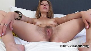 Violet Hairy Solo