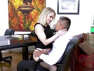 Dani ashe fucking Secretary ash hollywood fucking in black stockings