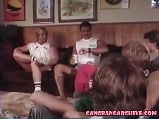 Vintage hoes llc Gangbang vintage archive with two hoes gangbanged hard