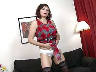 Mature hairy whores - Mature whore mom fucked hard by two young boys