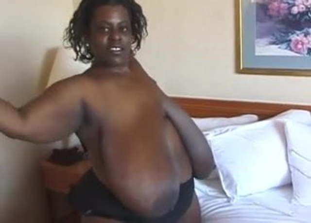 Hot Black Girl Big Tits