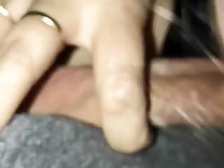 My mom sucked my cock Married milf sucking my cock