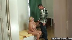 Mother in law taboo sex was revealed!