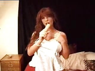 Girls fucking dildo in the ass - Dutch amateur bitch cumming loud with dildo in the ass