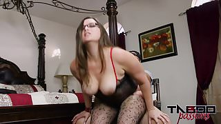 Punishment For Sniffing Step Moms Panties