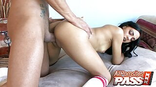 Petite Teen Student Tutor Fucked And Facial