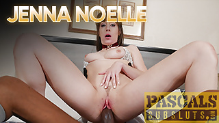 PASCALSSUBSLUTS - Submissive Jenna Noelle Fucked Hard by BBC