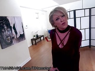 Senia william naked Fantasymassage milf dee williams pov squirt massage