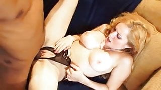 Dirty Talking Aiden Starr Takes BBC in Small Hole