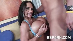 Athletic milf with extra big tits hardcore porn