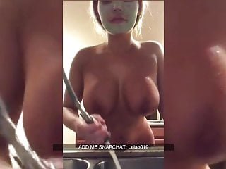 Naked face monkey - Big boobs girl wearing face mask naked