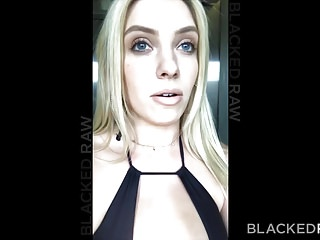 Sexy big booty black men - Blackedraw big booty white girl gets freaky with black men o