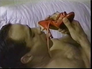 Gretas flair lingerie Greta carlson high heeled and horny