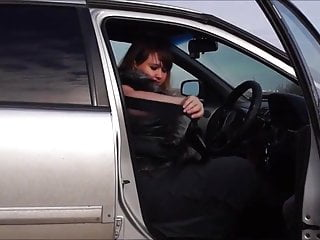 Eros barp - Eros music - bbw by a pussy hairy , smoke in the car