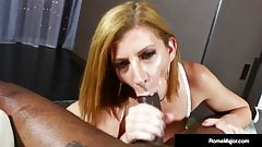 Black Stallion Rome Major Face Fucks PAWG Milf Sara Jay!