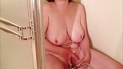 MarieRocks shower masturbation habit