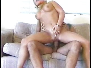 Busty blonde milf pov black couch - Beautiful, busty blonde gets nailed on the couch, gets a facial