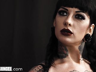 Gothic ass - Burningangel jessie lees pussy obliterated