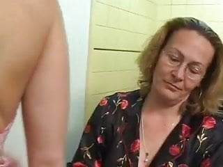 Girl girl strapon porn - Stepmom with younger girl, strapon
