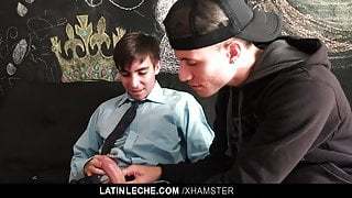 Cute Latinos Suck And Fuck Each Other