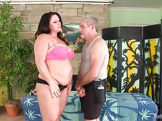 Average duration of a sexual incounter - Chubby milf crystal valentin gets a sexual massage