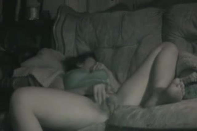 Real amateur red head fingering