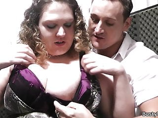 Guy pounds pussy hard - Guy licks and pounds her fat pussy hard