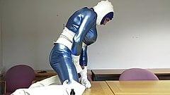 Alison in the boardroom