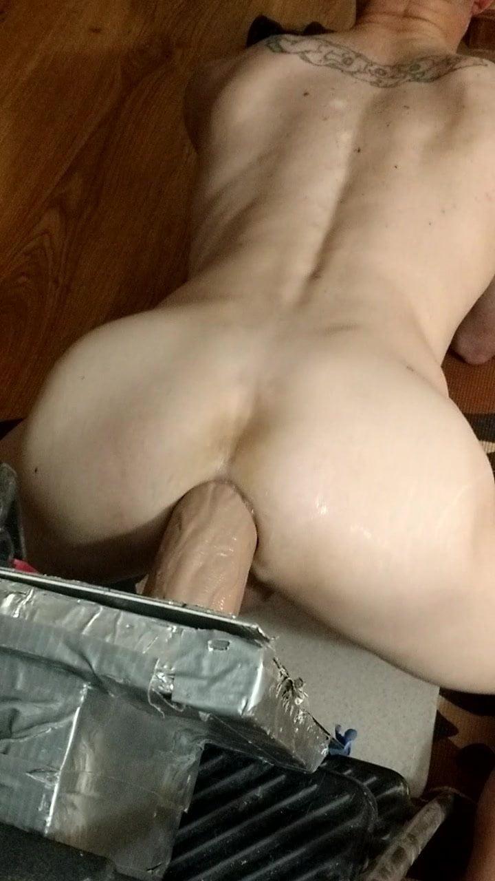 Black Gay Porn Dildo