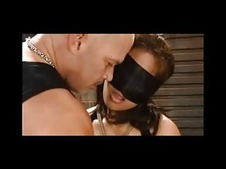 Ladies bondage - Compliation of blindfolded ladies 24