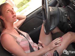 Aden gay yemen - Nasty aden masturbating in the car