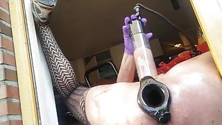 DGB - TWO HOURS HD ENJOY - REAL ANAL GAPE EXTREME DILDOS