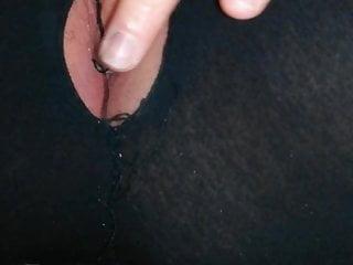 Girl chubby leg - Chubby gf fingering pussy through leggings