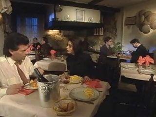 Sex in spain - Restaurant and restroom in spain
