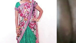 desi Telugu bhabhi has hot hardcore sex with husband