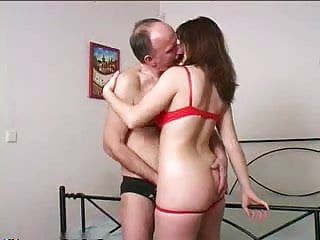 Father-in-law son-in-law gay sex Young wife with father in law home alone