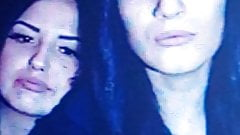 Dos adolescentes lesbianas (en vivo).
