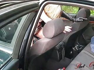 Girls kinky fucking - Kinky slut-orgasma celeste is fucking her car