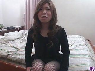 Suzuki upskirt - Big titted kyoko suzuki rides cock in pov