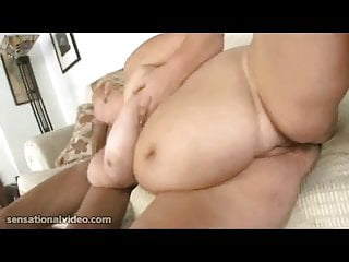 Big cock fat shemale - Fat euro bitch wonder tracy gets banged out by big cock