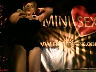 Pussy cat dolls 2010 videos Riminisex 2010 - vittoria risi live show