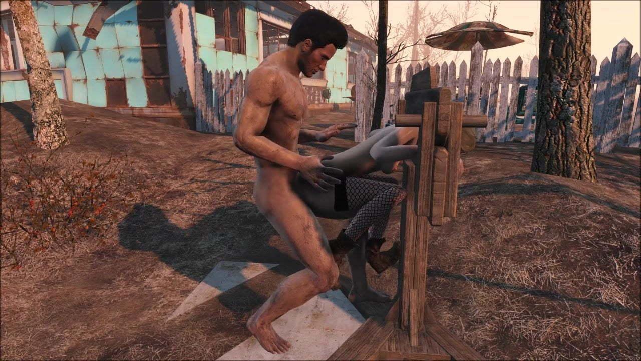4 Porn Sex fallout 4 katsu sex slave