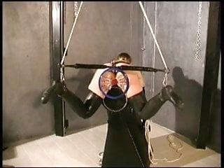 Bdsm cunt torture woodenpony - Cunt torture