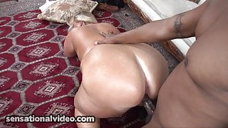 BBW Ass and Black Dick