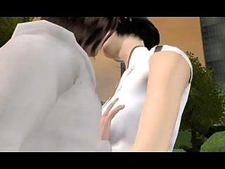 Tekken asuka porn Cg tekken jun kazama sex video