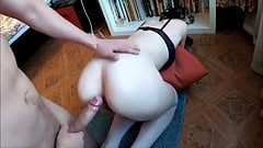 Cheating Wife fucking with me while husband is at work