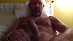italian mature man cums